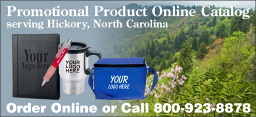 Promotional Products Hickory, North Carolina